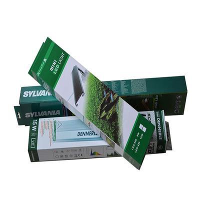 Ordinary printing electronic packing carton