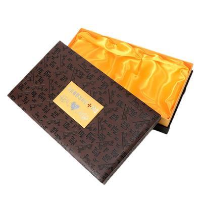 Wholesale factory price PU cosmetics packing box